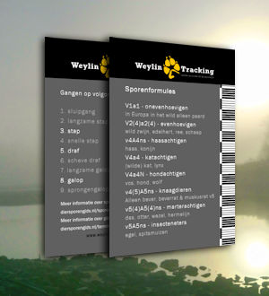 The Weylin Tracking Aid